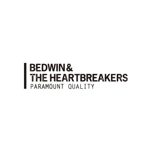 シンプルなデザインに遊び心を【BEDWIN & THE HEARTBREAKERS】