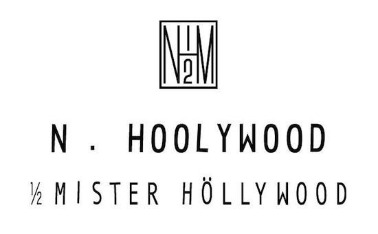 古着をベースに全く新しい服を表現【N.HOOLYWOOD】