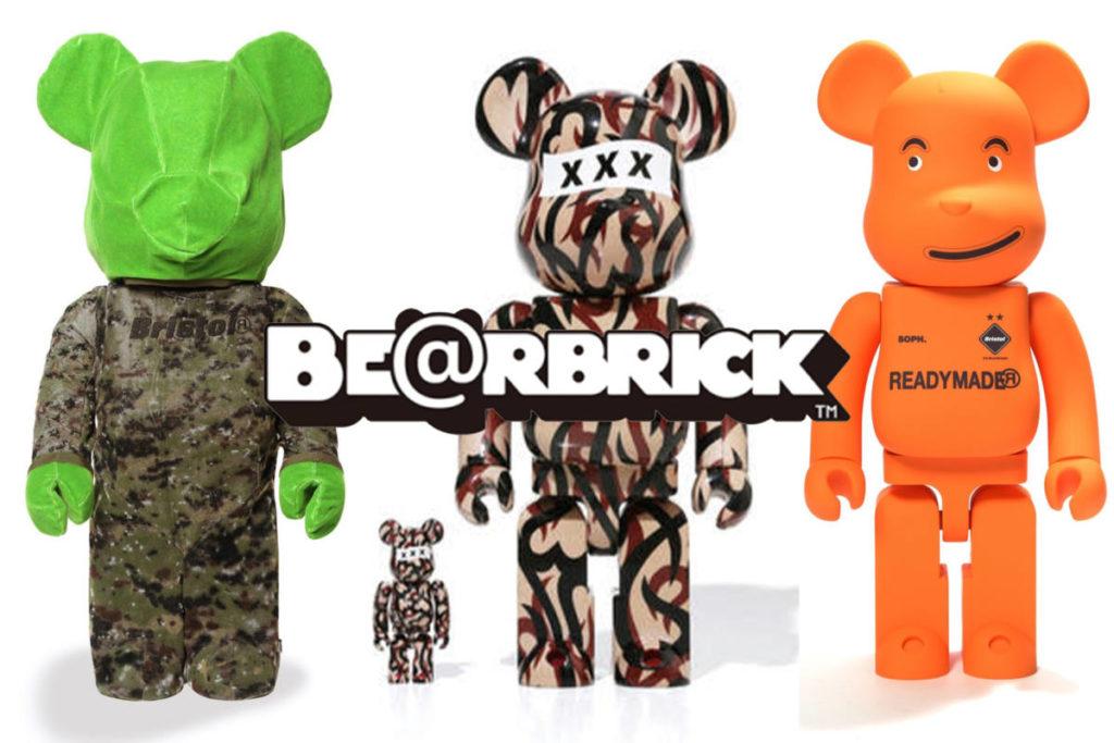 世界で大人気のブロックフィギュア「BE@RBRICK™(ベアブリック)」