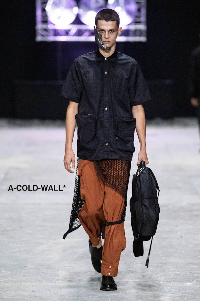 A-COLD-WALL* 2020 Spring Summer
