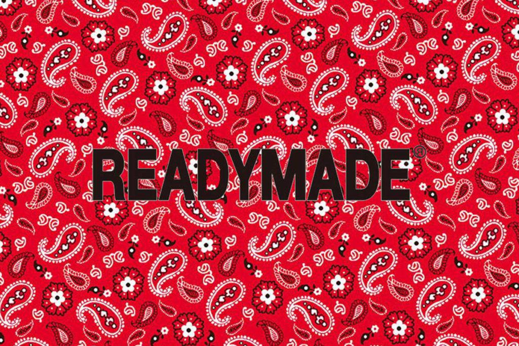 READYMADE(レディメイド)待望の最新作は・・・