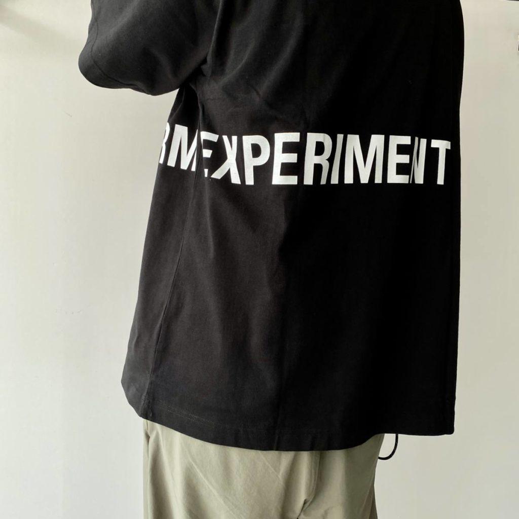 uniform experiment の夏コーディネート