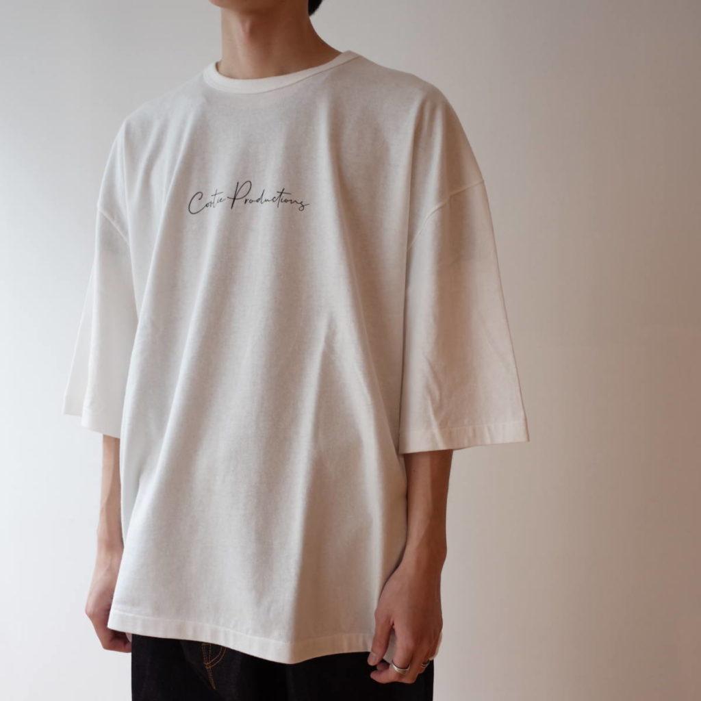 ビッグシルエットが心地良い COOTIE(クーティー)のTシャツ