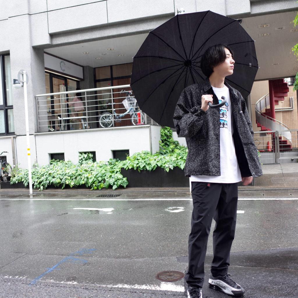 雨の日、なに着る?