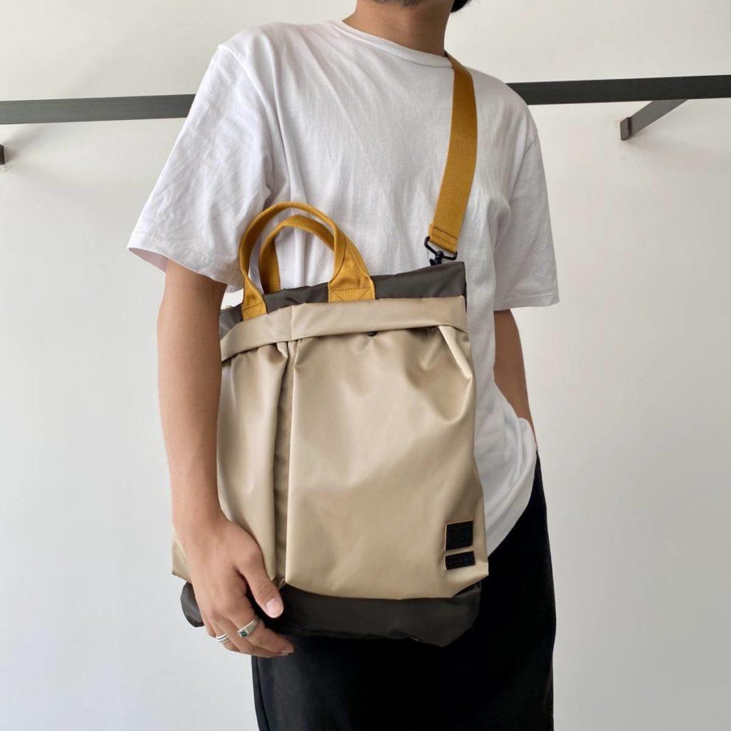 MARNI(マルニ)× PORTER(ポーター)のバッグシリーズ。