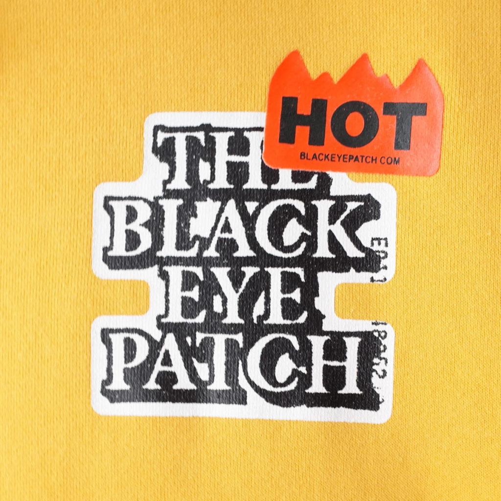 2020 秋冬プレシーズンスタート。BlackEyePatch(ブラックアイパッチ)