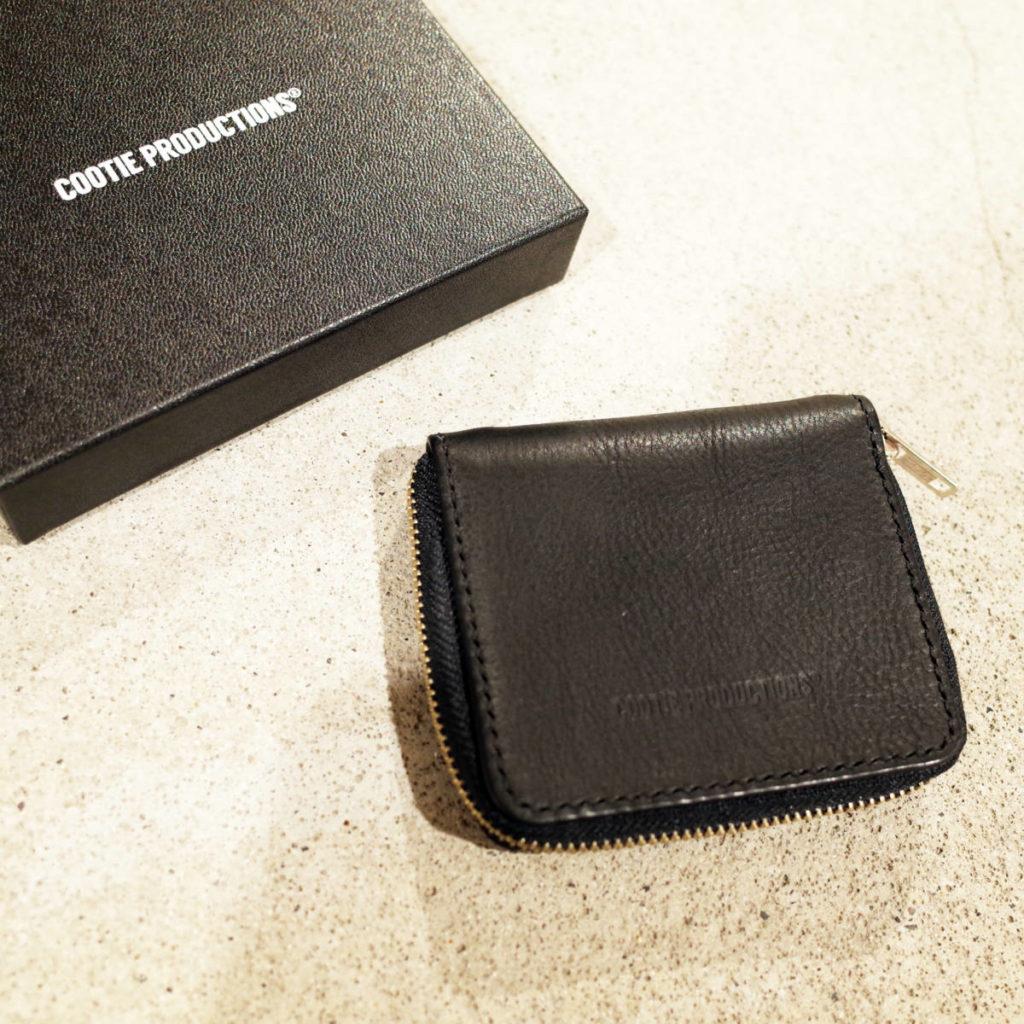 COOTIE の超コンパクト財布