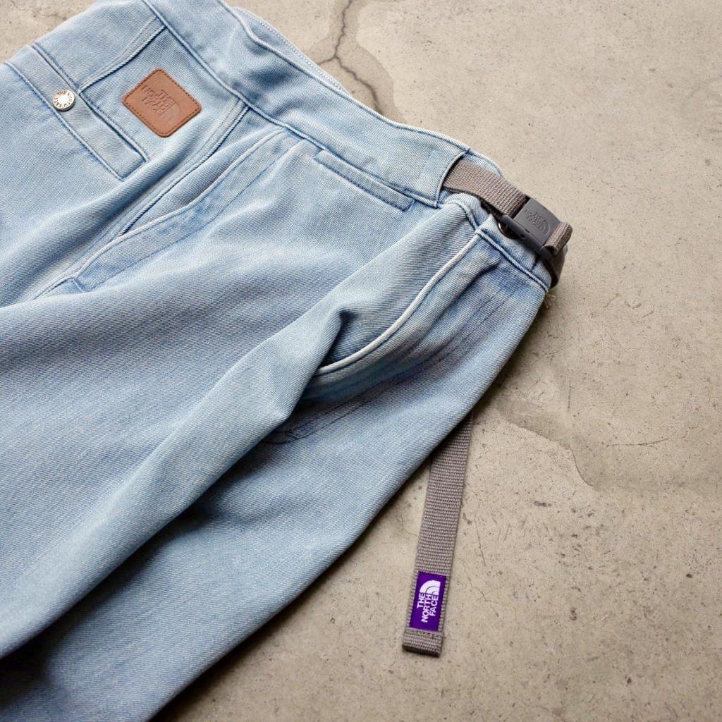 夏でも履ける!快適デニムパンツ。