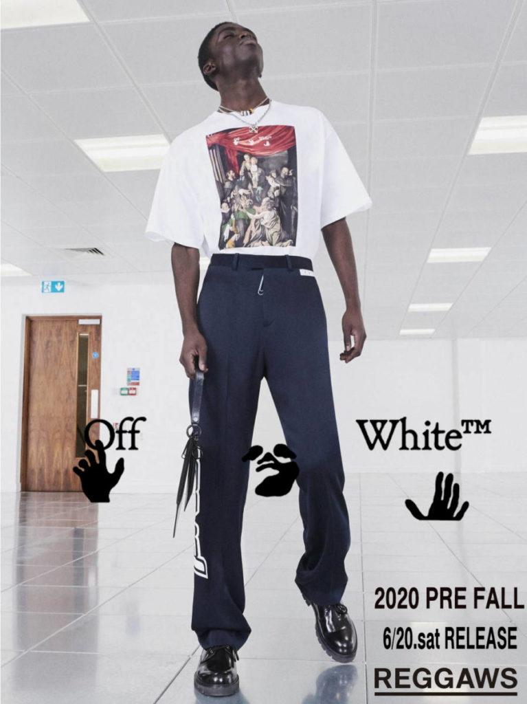 Off-White c/o Virgil Abloh™️ 2020 PRE FALL COLLECTION START