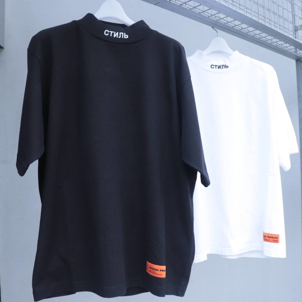 HERON PRESTON 2020 AUTUMN WINTER 1st DELIVERY