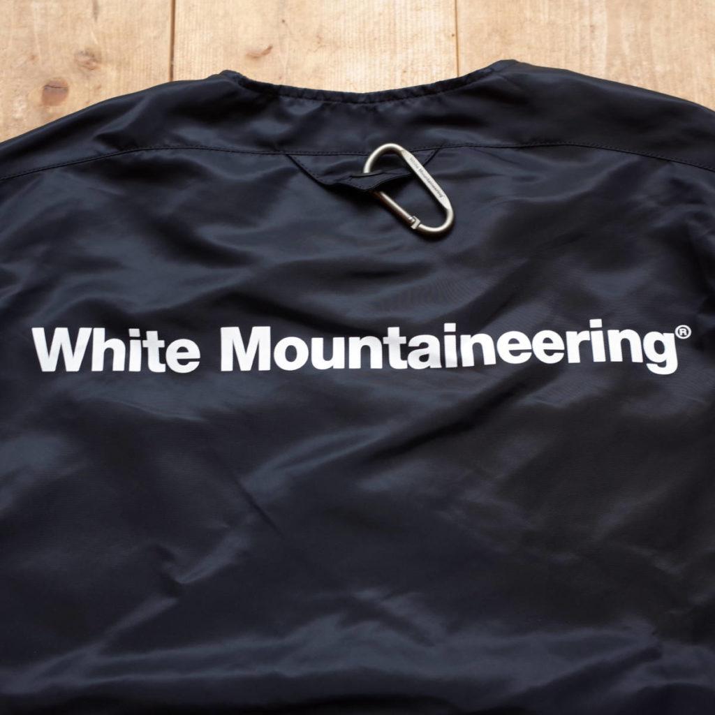 機能的なWhite Mountaineering(ホワイト マウンテニアリング)のコーチジャケット