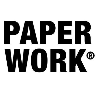 新規取り扱いブランド「PAPER WORK」