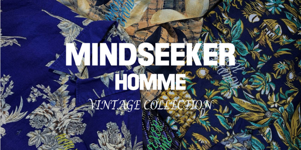 MINDSEEKER HOMME POP UP STORE