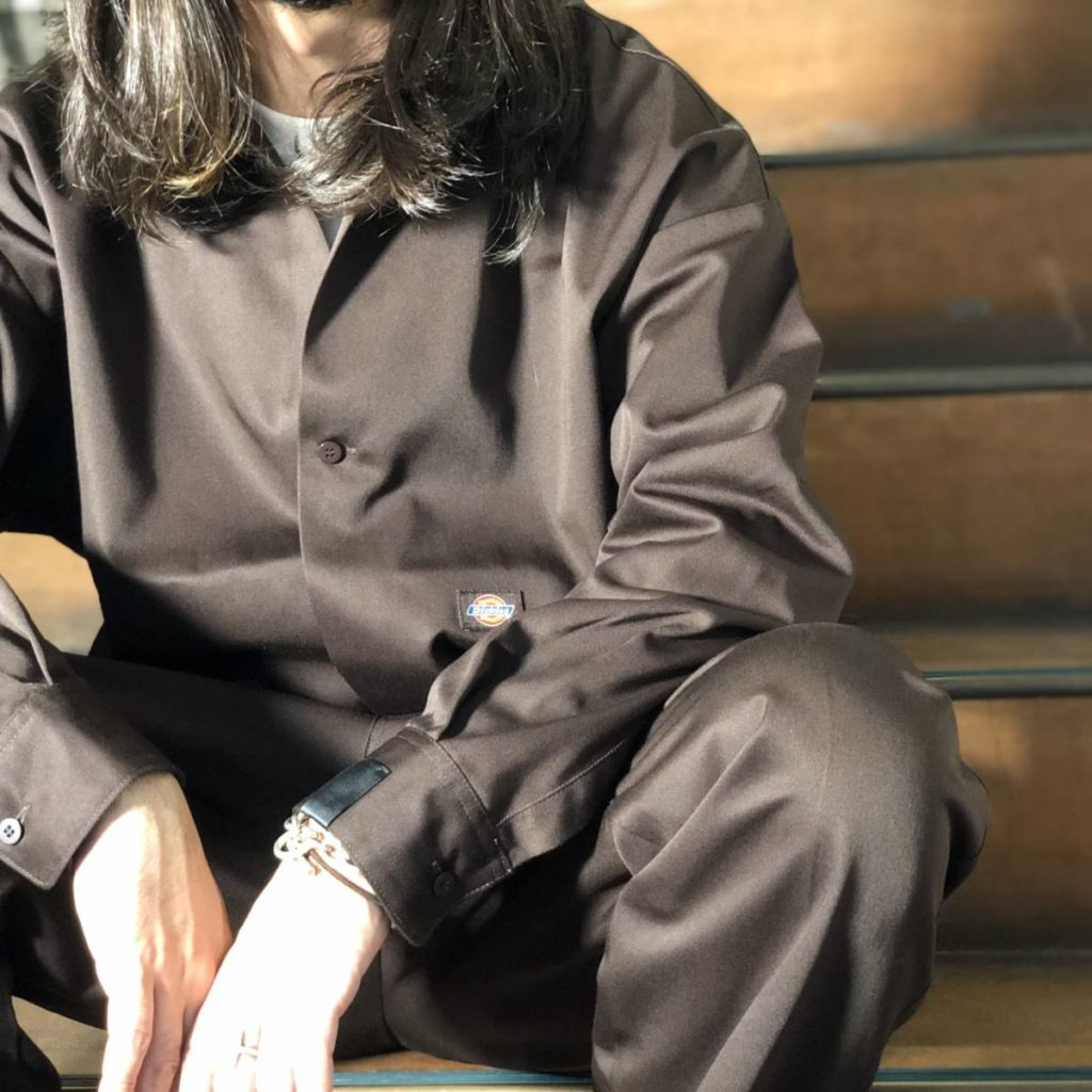 N.HOOLYWOOD COMPILE × Dickies 9月12日よりJACK IN THE BOX 別注カラー発売
