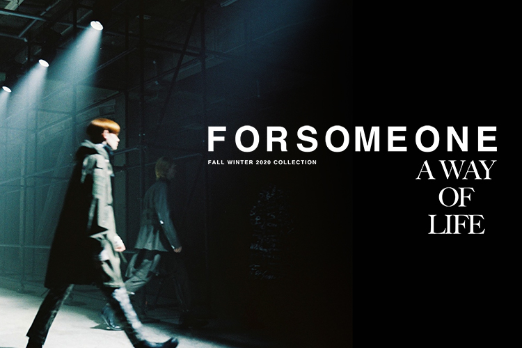 FORSOMEONE POP UP STORE at REGGAWS