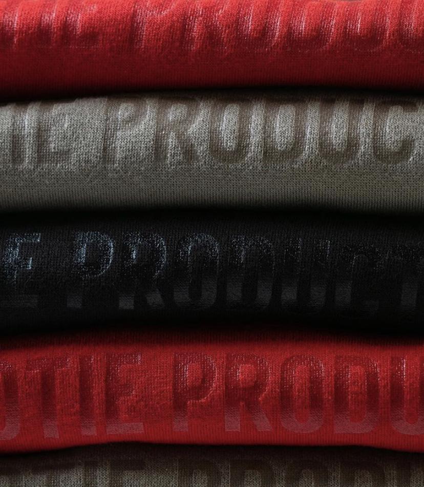 下着以上の着心地。3色集めたくなるスウェット COOTIE×Russell Athletic