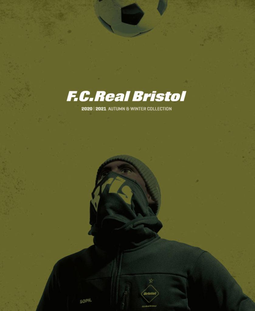 F.C.Real Bristol 2020-21A/W 2nd Delivery 2020.09.18(Fri.)