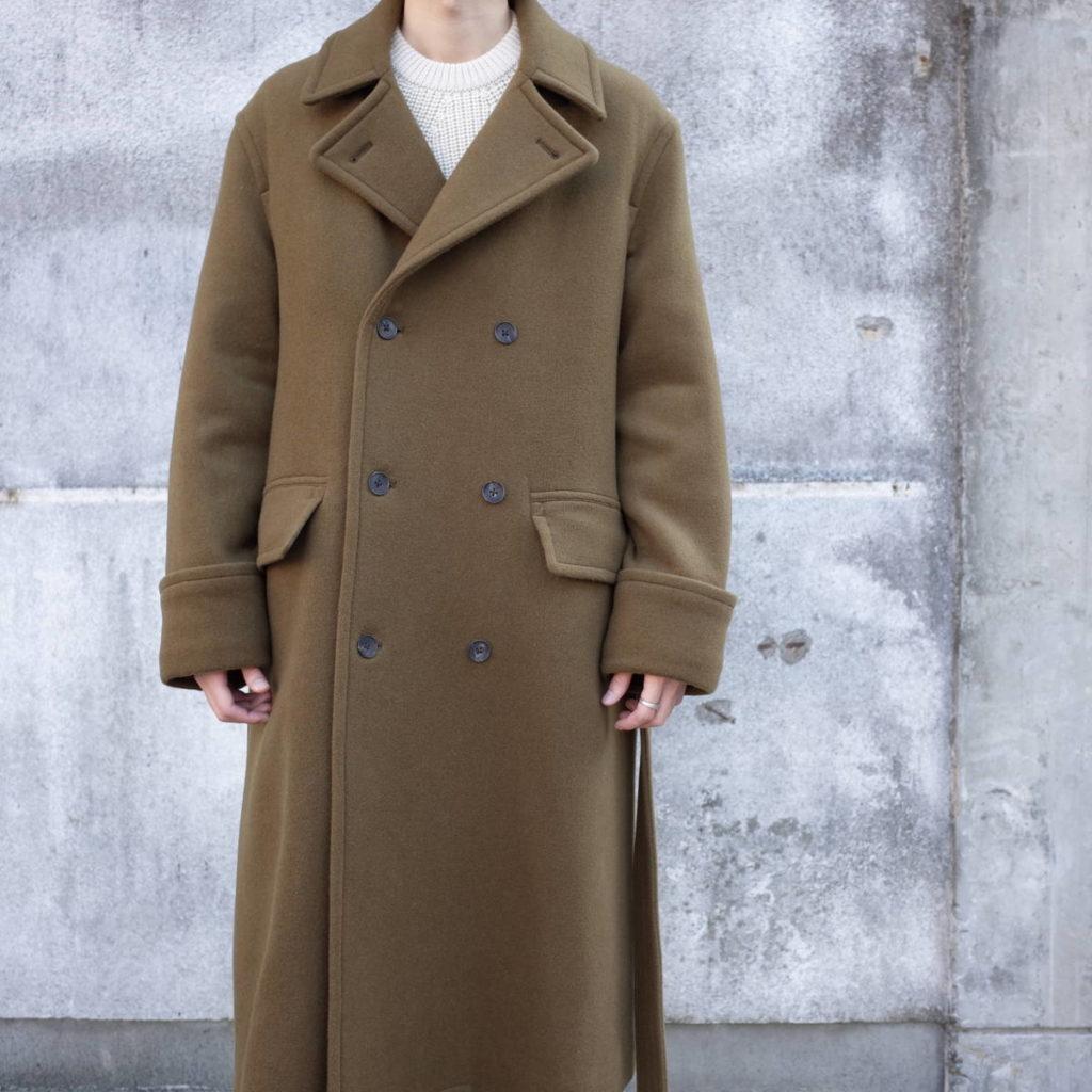 ロングコートを制する者は秋冬を制す。