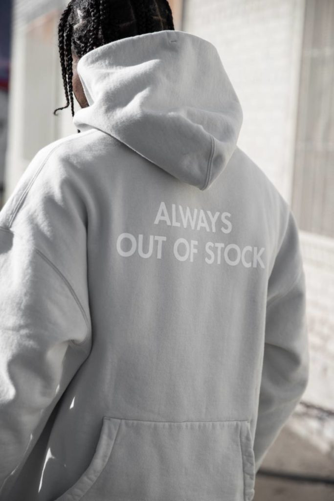 ALWAYS OUT OF STOCK POP-UP STORE 開催!