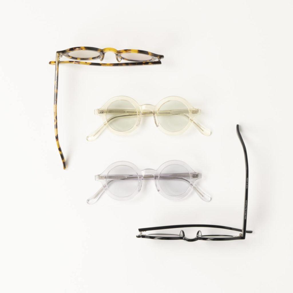 ヴィンテージアイウェアの再構築。Side Effects Eye Products