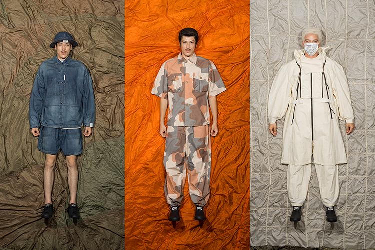 N.HOOLYWOOD(エヌ ハリウッド)2021 SPRING & SUMMER COLLECTION LOOK
