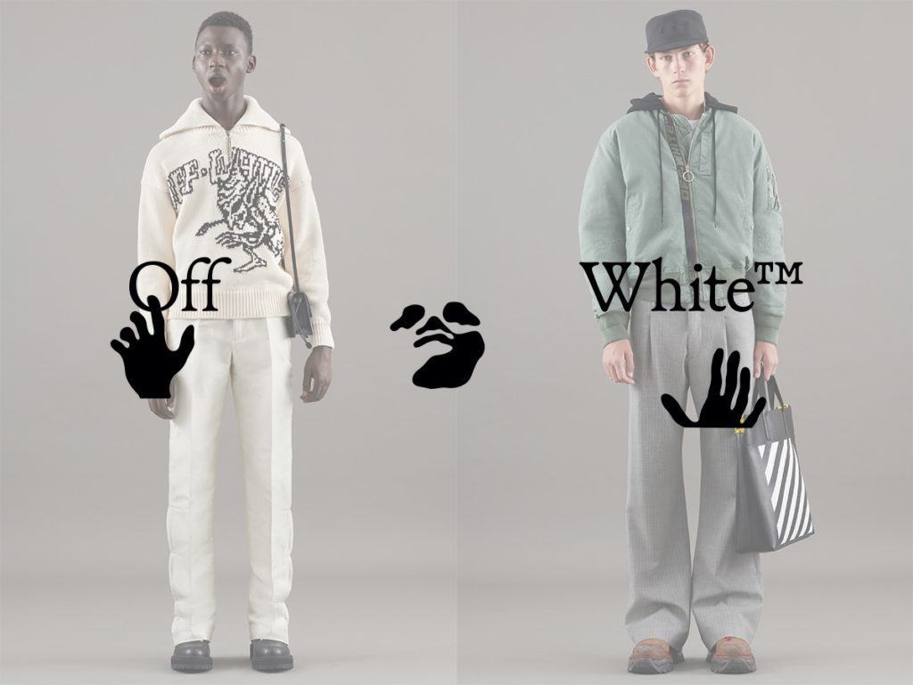 OFF-WHITE c/o VIRGIL ABLOH™(オフ ホワイト)2021 SPRING & SUMMER PRE COLLECTION LOOK