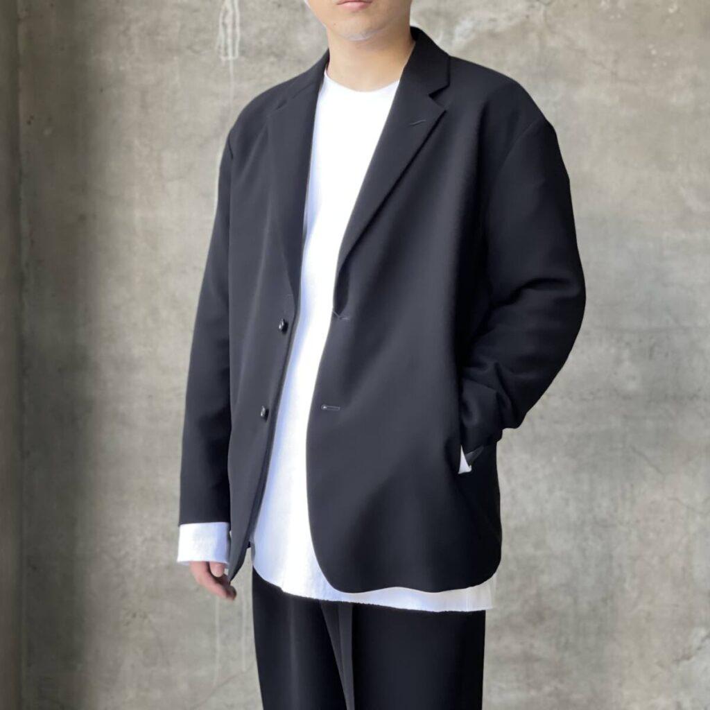 デザイナーの思いが詰まったジャケット。N.HOOLYWOOD(エヌハリウッド)