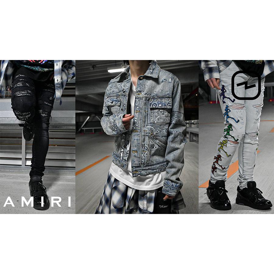 【IGTV】AMIRI 2021 SS 2ndデリバリー REGGAWS インスタライブ