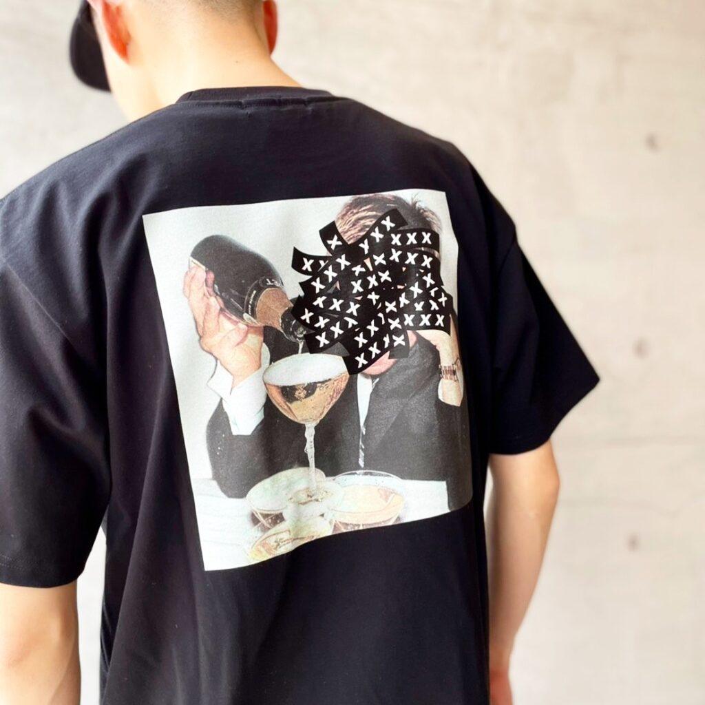 SP. (エスピー)20 周年を記念した特別な フォト T シャツ を発売します。