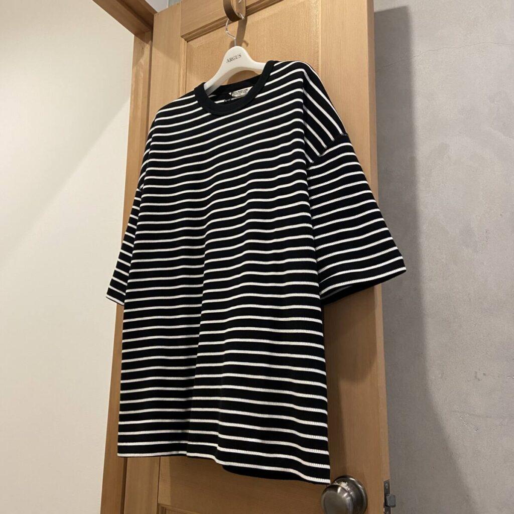 ボーダーTシャツ 3 選。ARGUS & MP(アーガス エムピー)