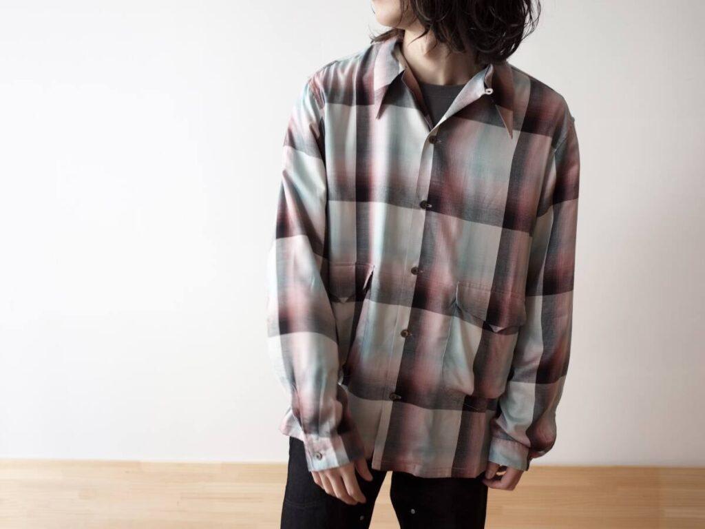 唯一無二の配色とデザイン。SUGARHILL の新作シャツ。