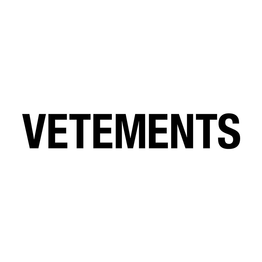 新規取り扱いブランド VETEMENTS(ヴェトモン)