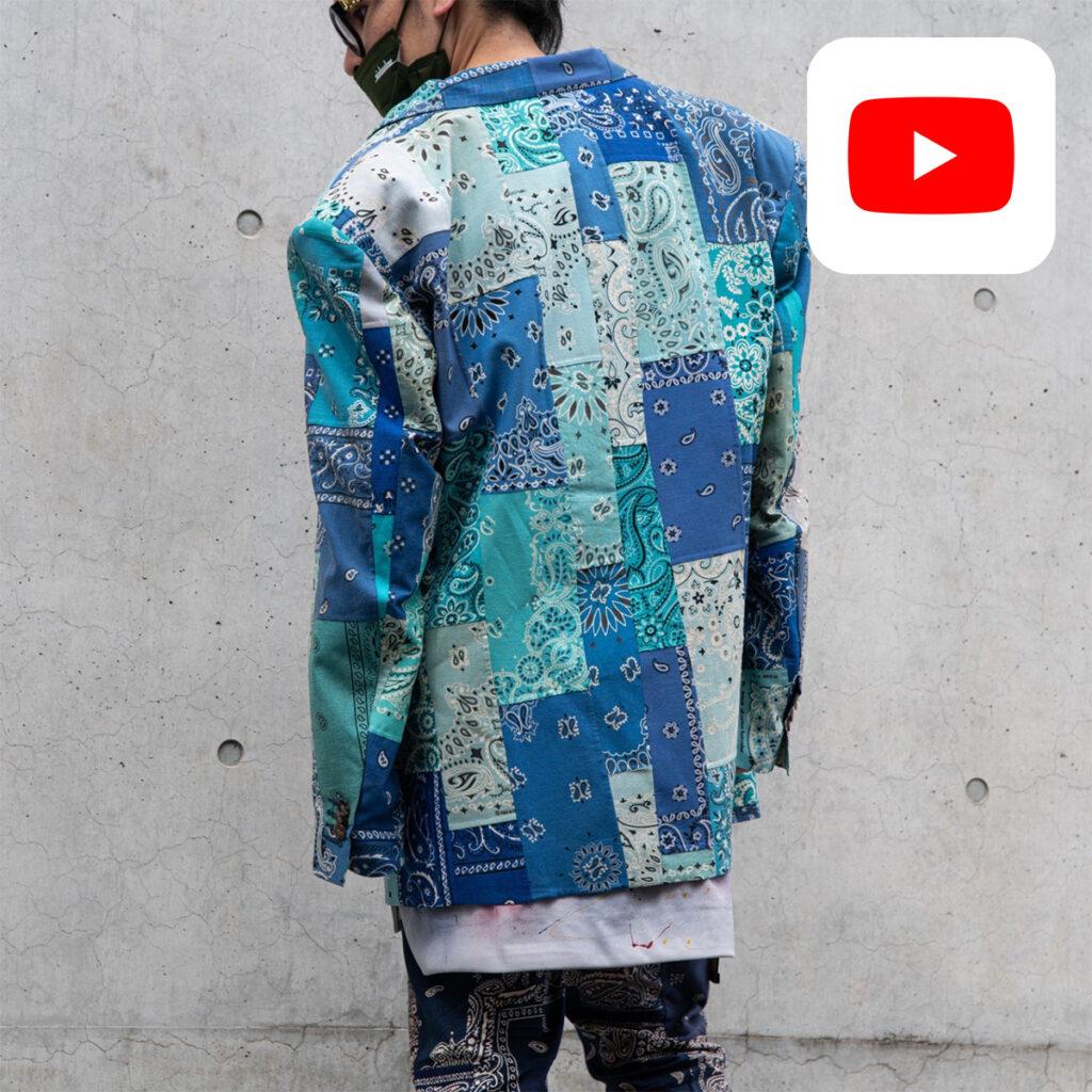 【YouTube】〈自己紹介〉REGGAWS吉澤の出身、趣味、コーディネートのポイントは?