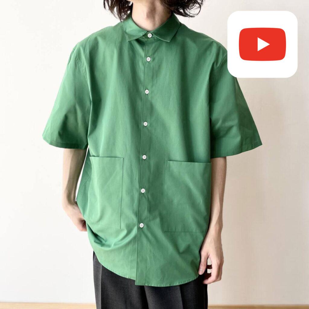 【YouTube】DIGAWEL 2021 SS 新作紹介!シャツ、Tシャツ、小物の入荷。