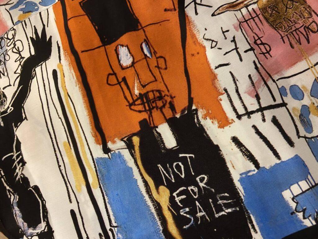 アートワークを着る。WACKO MARIA(ワコマリア) × Jean-Michel Basquiat(ジャン=ミシェル・バスキア)