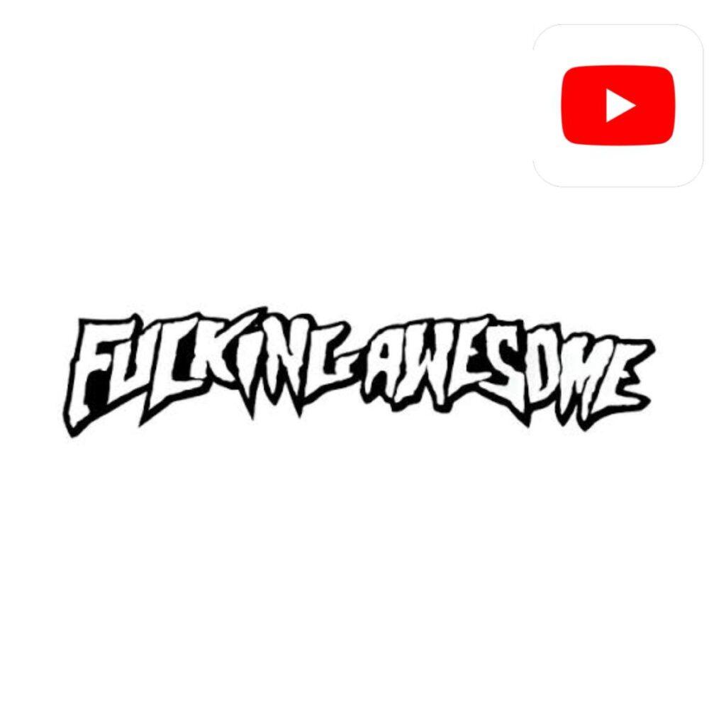 【YouTube】FUCKING AWESOME 入荷商品紹介!!