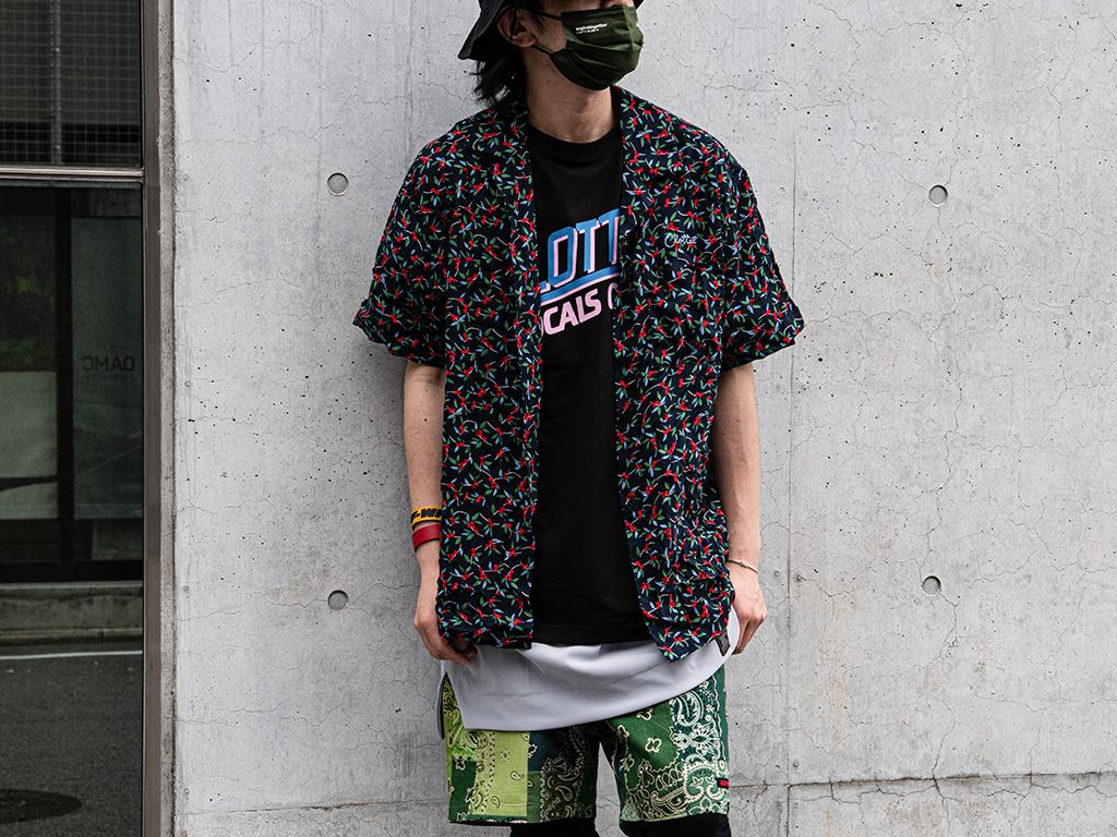 CLOTTEE by CLOT(クロッティー)の柄シャツで夏を彩る
