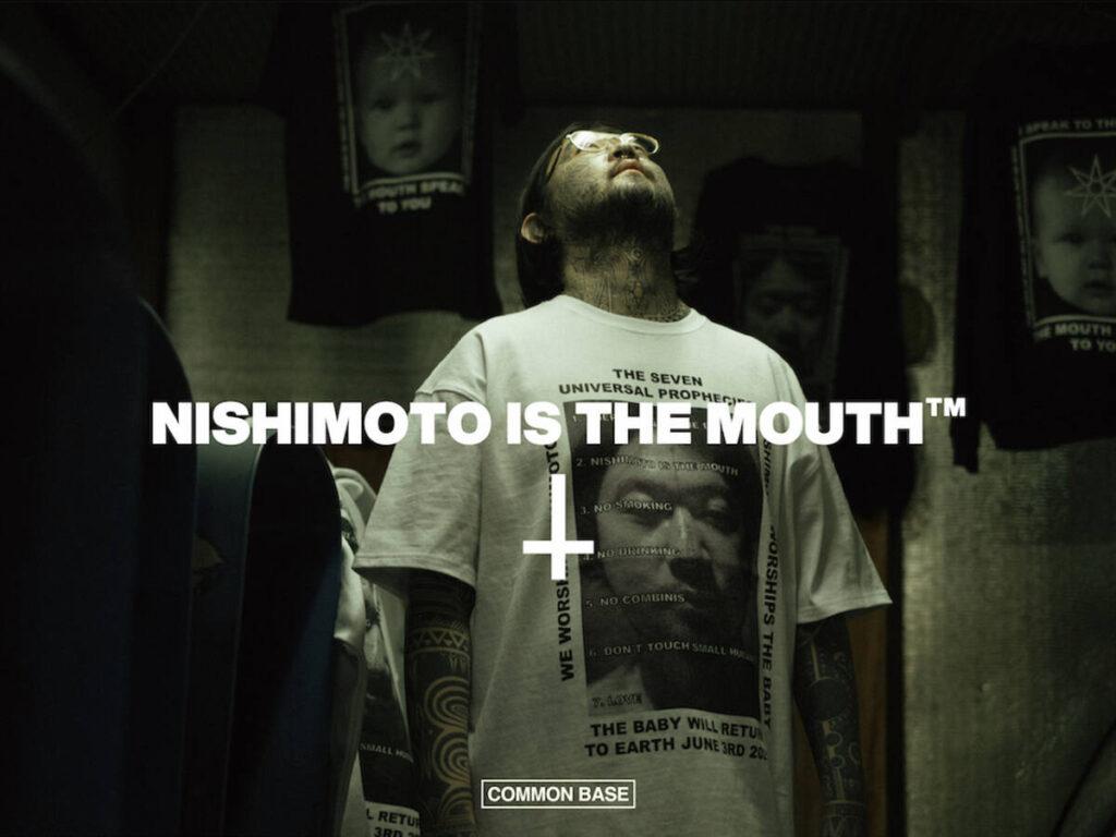 NISHIMOTO IS THE MOUTH 6 月 19 日(土)0 時発売開始