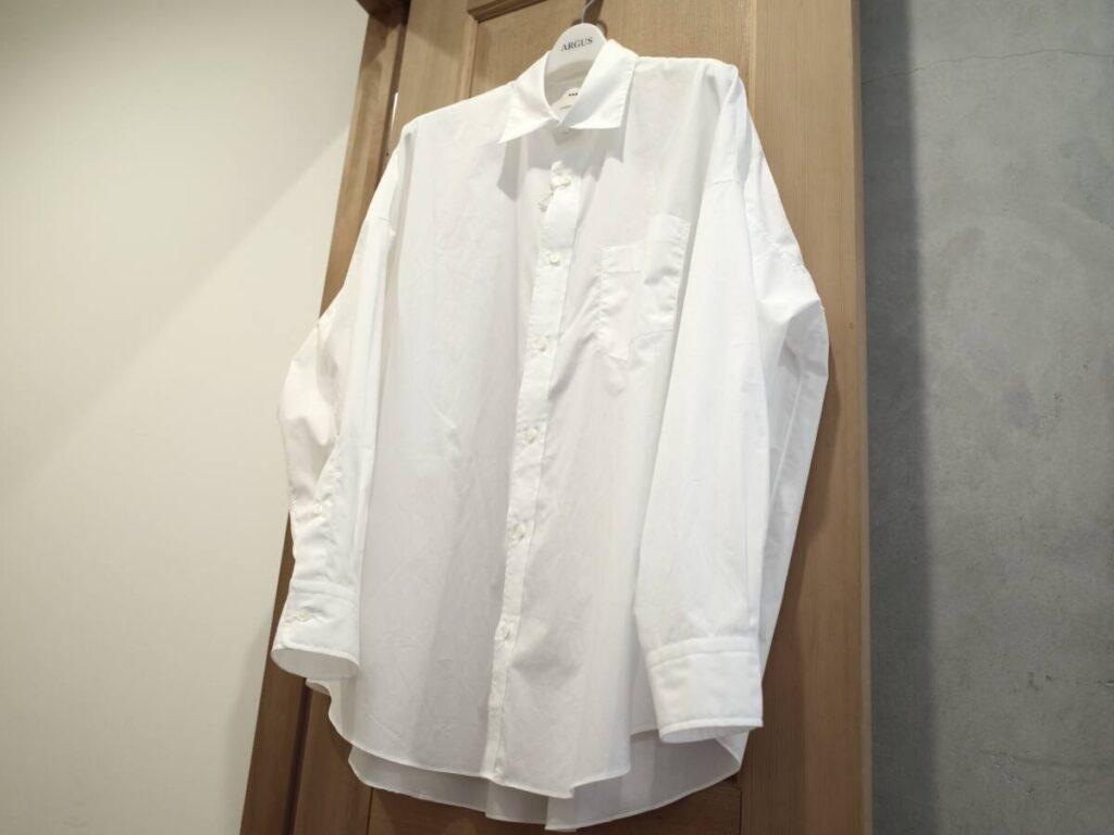 逸品のシャツ。MARKAWARE