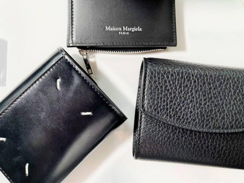 いつまでも愛される財布。Maison Margiela