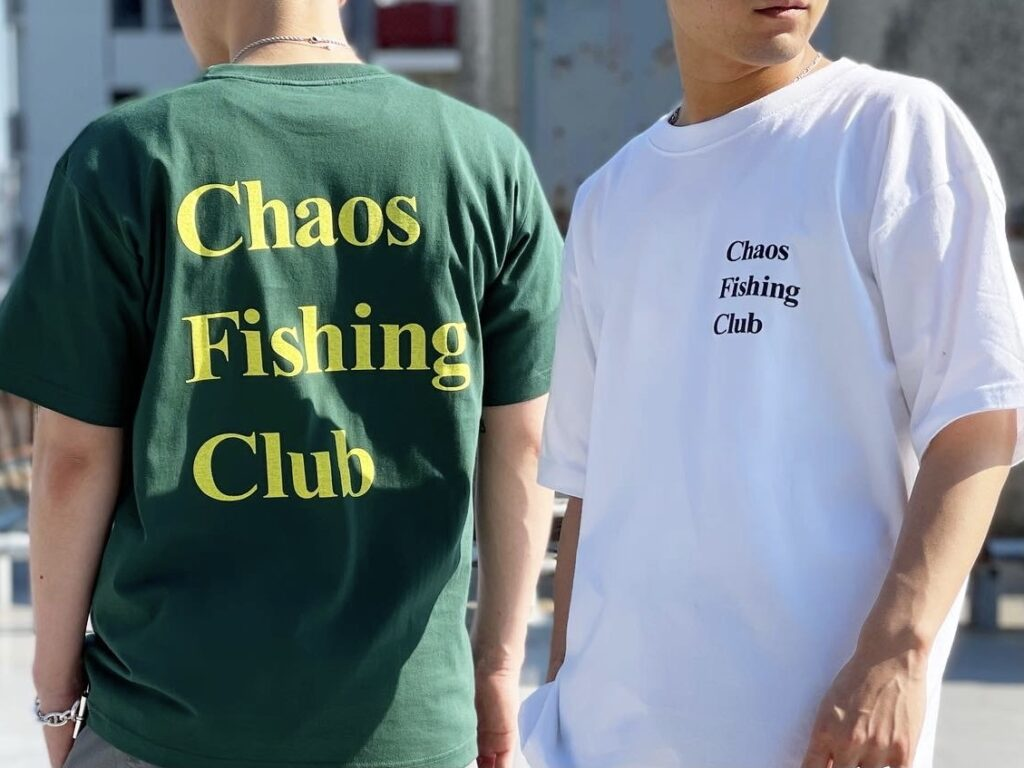 Chaos Fishing Club® が 6 月 12 日より取り扱いスタート!!