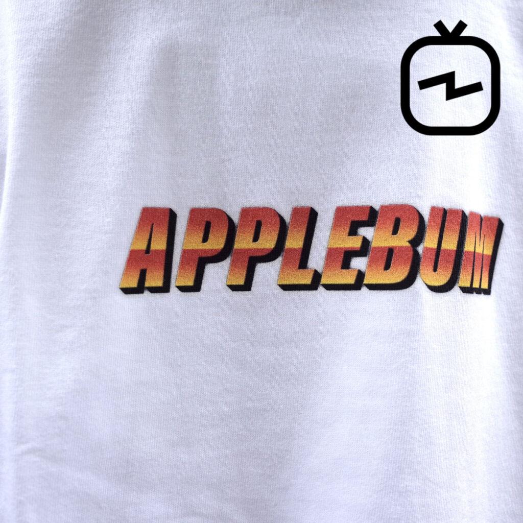 【IGTV】APPLEBUM,COOTIE PRODUCTIONS®,LAD MUSICIAN の T シャツ紹介。