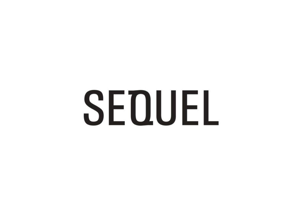 SEQUEL(シークエル)8 月 4 日(水) 新作商品発売。
