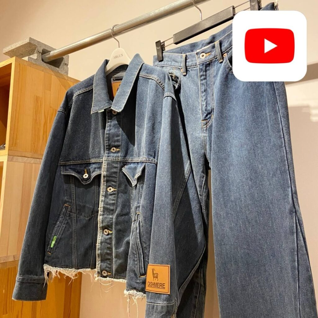 【YouTube】2021AW 待望のセットアップが入荷。