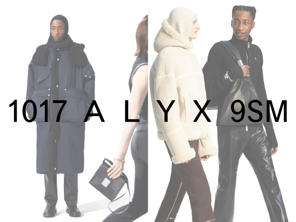 1017 ALYX 9SM 21AW COLLECTION LOOK