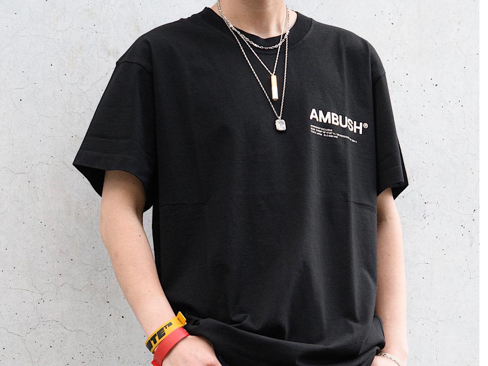 AMBUSH(アンブッシュ)2021秋冬コレクションがスタート!