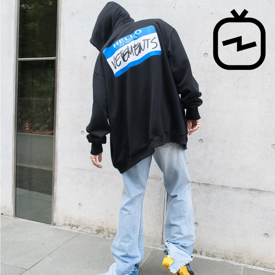 【IGTV】VETEMENTS 21AW 3rd deliveryアイテム紹介