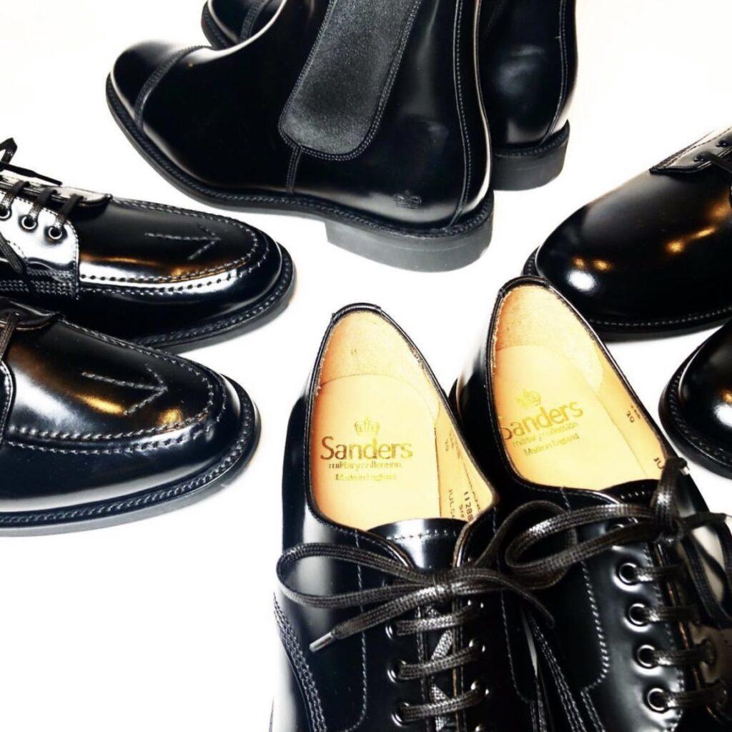 革靴の選び方、種類をご紹介!