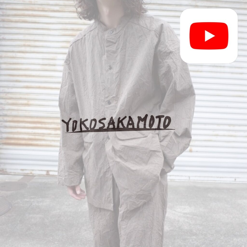 【YouTube】YOKO SAKAMOTO の取り扱いが始まりました。