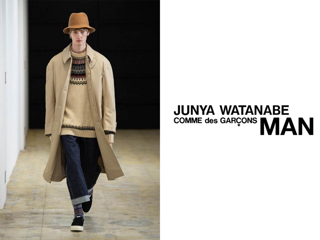 JUNYA WATANABE MAN の取り扱いが 21AWコレクションよりスタートします。